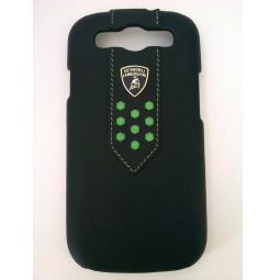 фото Чехол Lambordghini Cover Superleggera D2 для Samsung S3 I9300. Цвет: зеленый