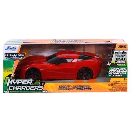 Купить Модель автомобиля 1:16 Jada Toys Corvette StingRay Concept 2009