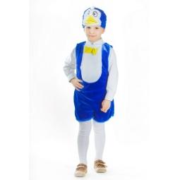 фото Костюм карнавальный для мальчика Карнавалия «Пингвинчик»