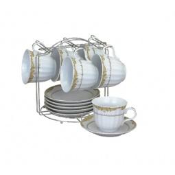 фото Чайный набор на подставке Grazie «Соната»