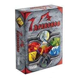 Купить Игра карточная Hobby World «7 Драконов» 1430
