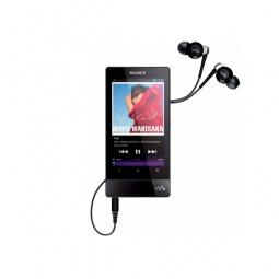 фото MP3-плеер SONY NWZ-F804. Цвет: черный