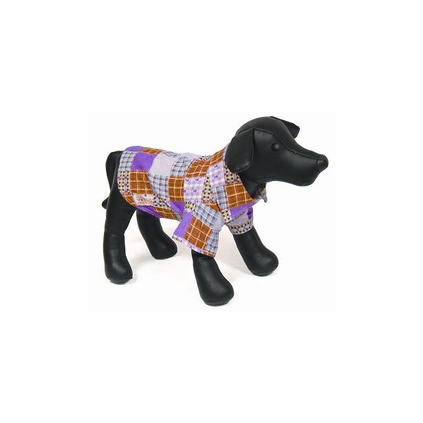 фото Рубашка для собак DEZZIE «Брок». Размер: 30 см