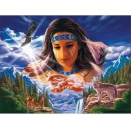 фото Пазл 1000 элементов Step Puzzle Небесный дух
