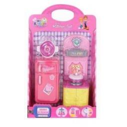фото Игровой набор для девочки Shantou Gepai «Кухонная техника»