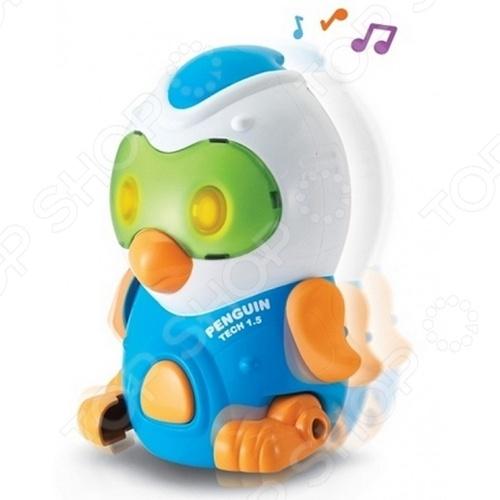 фото Игрушка музыкальная Keenway «Робот-пингвин», Музыкальные игрушки для малышей