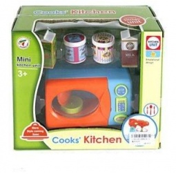 фото Микроволновая печь игрушечная Shantou Gepai K8859-5
