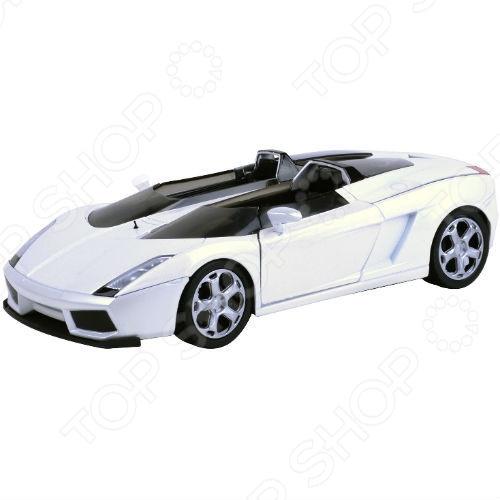 Модель автомобиля 1:24 Motormax Lamborghini Concept S модель автомобиля 1 18 motormax fiat nuova 500 cabrio