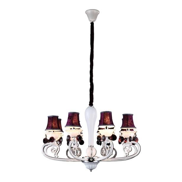 фото Люстра подвесная Arte Lamp Colombina A8320LM-8CC
