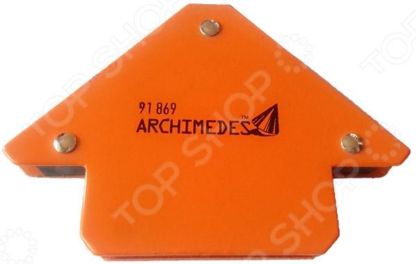 Магнит для сварки под углом Archimedes 91869