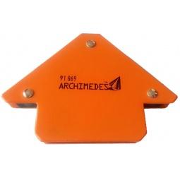 Купить Магнит для сварки под углом Archimedes 91869