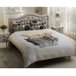 фото Комплект постельного белья TAC Savanna. 2-спальный