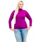 Фото Водолазка Mondigo XL 046. Цвет: фуксия. Размер одежды: 48