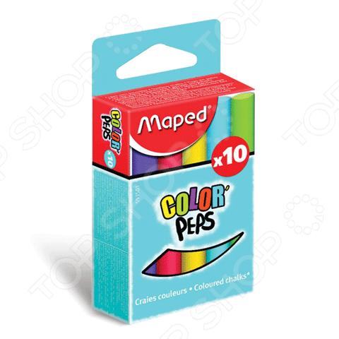 Набор цветных мелков для детей Maped 593501