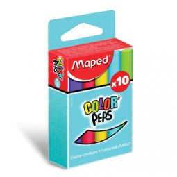 Купить Набор цветных мелков для детей Maped 593501