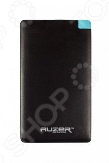 Аккумулятор внешний Auzer AP 4600, совместимый со смартфонами, игровыми приставками, мобильными телефонами, фотоаппаратами, видеокамерами, портативными беспроводными колонками, электронными книгами, навигаторами. Устройство предназначено для заряда гаджетов при отсутствии питания в электросети или во время путешествий, поездок. Аккумулятор защищен от повышенного напряжения, превышения тока, перезаряда и перегрузок. На корпусе имеется LED-индикатор, указывающий количество заряда. В комплекте: внешний аккумулятор, кабель USB micro, инструкция. Материал корпуса высококачественный ABS пластик. Эргономичный дизайн ультра slim под кредитную карту. КПД 90 . Емкость 4600 мАч. Количество циклов 500.