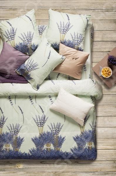 Комплект постельного белья Сова и Жаворонок «Лаванда» комплект постельного белья сова и жаворонок пачули