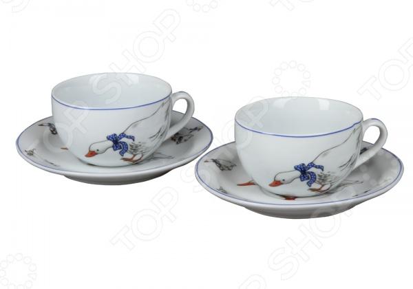 Чайная пара Rosenberg 9311