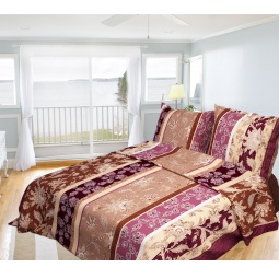 фото Комплект постельного белья Олеся «Мавританский ажур». Евро