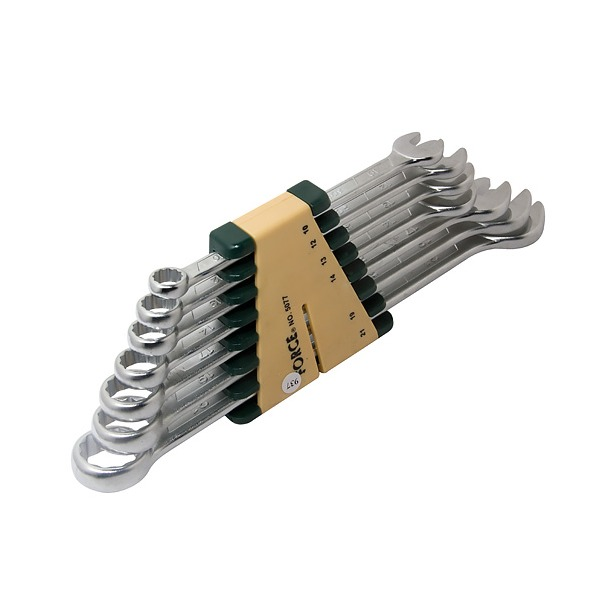 фото Набор ключей комбинированных Force F-5077