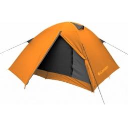 фото Палатка 3-х местная Larsen A3. Цвет: оранжевый, серый