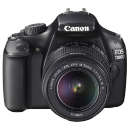 Купить Фотокамера цифровая Canon EOS 1100D Kit EF-S 18-55mm DC