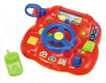 фото Игрушка музыкальная Мир детства «За рулем», Музыкальные игрушки для малышей
