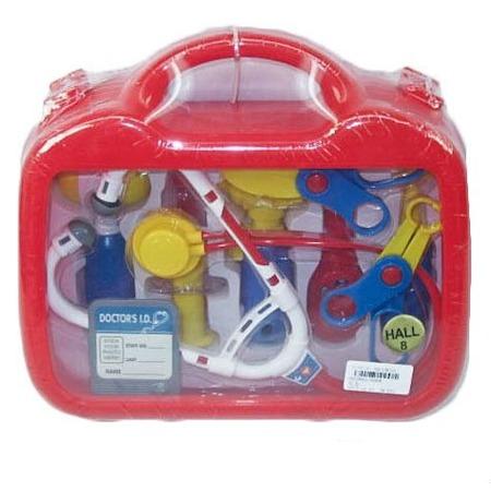 Купить Игровой набор для ребенка Shantou Gepai «Набор доктора в чемоданчике» 625407