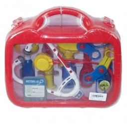 фото Игровой набор для ребенка Shantou Gepai «Набор доктора в чемоданчике» 625407