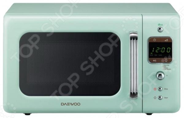 Микроволновая печь Daewoo KOR-6LBRM микроволновая печь daewoo kor 81k7b