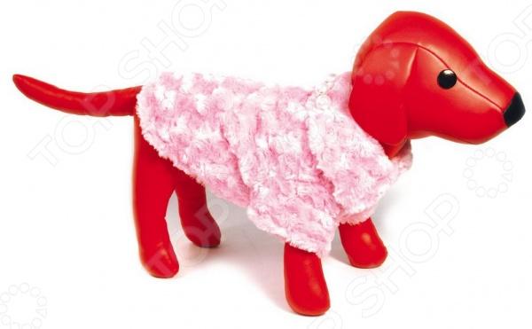 Жакет для собак DEZZIE «Пинк» свитер для собак dezzie 561500 цвет черный