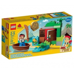 фото Конструктор LEGO Джейк. Охота за сокровищами