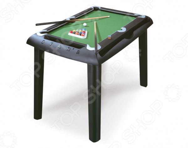 Стол игровой для бильярда Smoby 132200