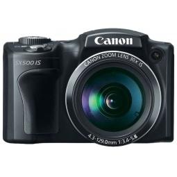 фото Фотокамера цифровая Canon PowerShot SX500 IS