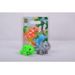 фото Набор фигурок 1 Toy «Слон и носорог» Т57439-1
