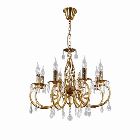 Купить Люстра подвесная MW-Light «Свеча» 301014308