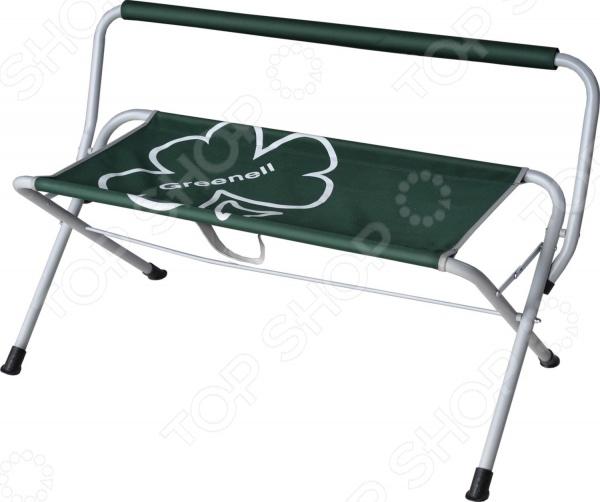 Скамейка складная Greenell FB-1 набор greenell стол 4 стула ftfs 1 зеленый