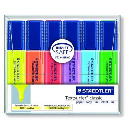 Купить Набор маркеров-текстовыделителей Staedtler 364WP603