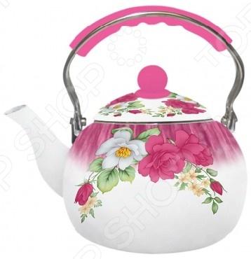 Чайник металлический Zeidan Z-4114-01  цена и фото