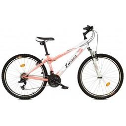 фото Велосипед Larsen Rapido Women, 2013 года. Размеры рамы: 15 дюймов. Цвет: белый