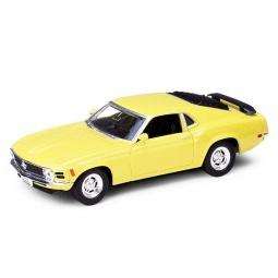 Купить Модель винтажной машины 1:34-39 Welly Ford Mustang 1970. В ассортименте