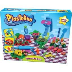 фото Набор пластилина игровой Plastelino «Кафетерий»