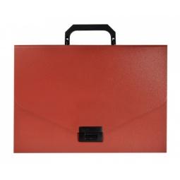 фото Папка-портфель Silwerhof Basic 255076. Цвет: красный