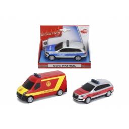 фото Машинка игрушечная Dickie 3712005. В ассортименте
