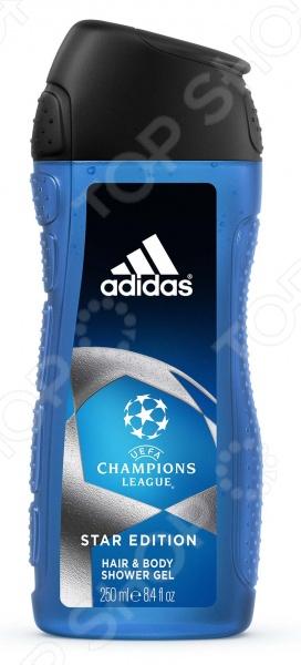 Гель для душа Adidas Uefa Star Edition