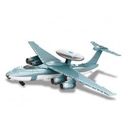 фото Конструктор игрушечный Dr.Luck «Истребитель KJ2000»