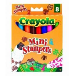 Купить Набор мини-штампов Crayola «Домашние животные»