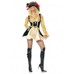 Купить Костюм Le Frivole «Роскошная пиратка»