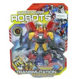 фото Робот-трансформер Shantou Gepai 9526