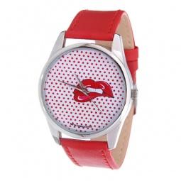 Купить Часы наручные Mitya Veselkov «Губы» Color